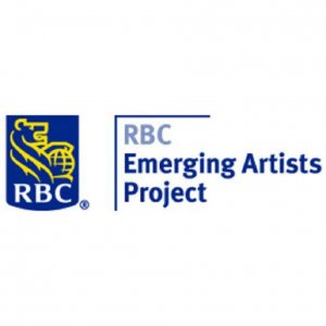 RBC Emerging Artists Project logo