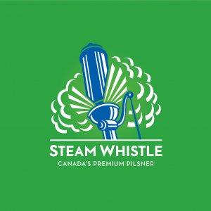 Steam Whistle logo