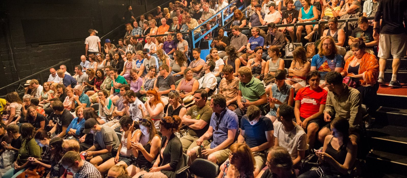 A sold-out show at Fringe 2016.