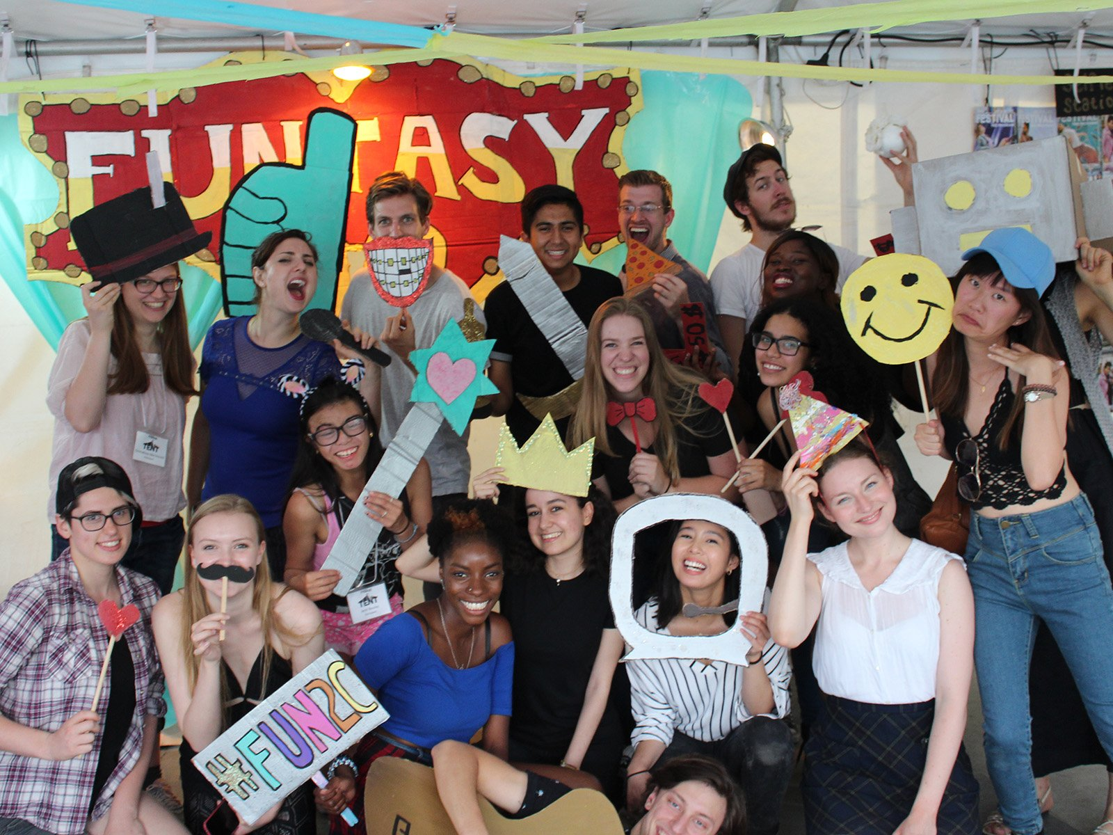 TENT Funtasy Photo Booth
